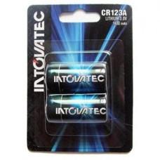 Bateria IntovaTec CR- 123-A original
