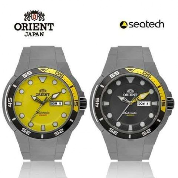 ab18b2739f0 Relógio Orient Automatic Seatch